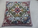 Cotton Crewel Hand Made Cushion Covers.