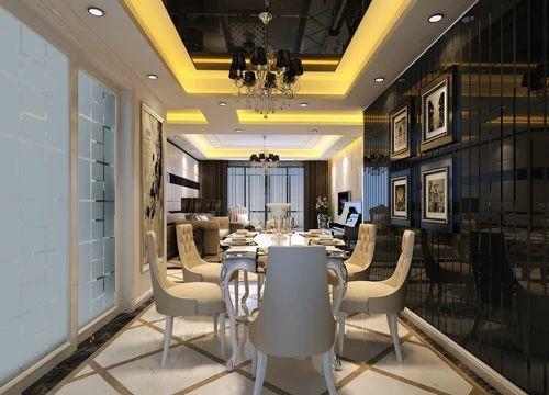 Dining Hall Interior Designing Interior Design Kuberan Interior