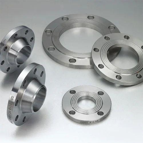 Stainless Steel And M. S Flanges, MS Flanges, माइल्ड स्टील फ्लेंजीस -  Pinnacle Enterprise, Kolkata   ID: 10915390933