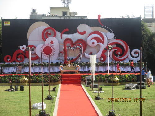 Wedding stage decoration service in pune pranav enterprises id wedding stage decoration service junglespirit Choice Image