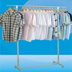 garments display hanging stand