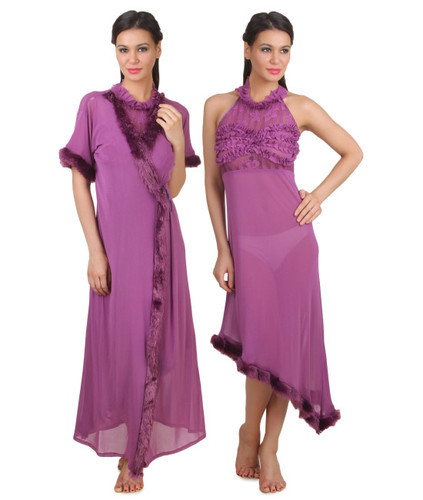 ffd6451019 Ladies 2 PCs Nighty at Rs 1599  piece(s)