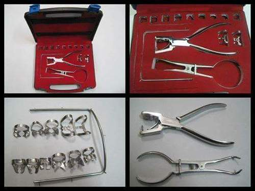 Dental Instruments - Plastic Instruments Tray Manufacturer from Roorkee