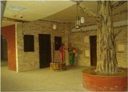 Entrance Interior Decoration Service