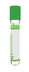 Sodium Heparin Tube