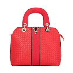 Fancy Ladies Leather Bag