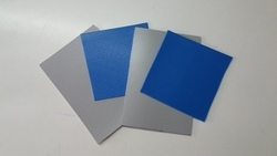 Black And Blue Electrical Insulation Sheet, 2mm And 5mm