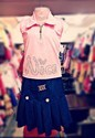 Kids Skirt Top
