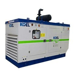 Koel Three Phase Silent Diesel Generator, Power: 30 kVA