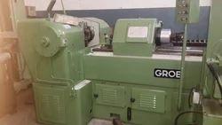 GROB ZRM-9 Spline Machine