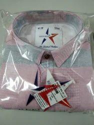 Full Slim Fit Republic Cotton Men Casual Shirts