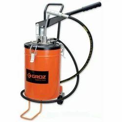 Groz Bucket Grease Pump