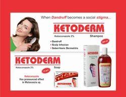 Ketoderm Shampoo - 200 ML