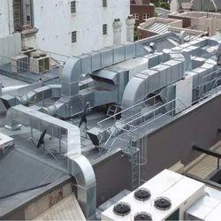 fresh air duct at rs 90 square feet exhaust fresh air system