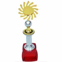 Stylish Metal Trophy
