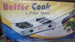 Better Look Two Burner Gas Stove