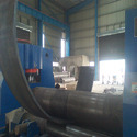 Plate Rolling and Bending Services