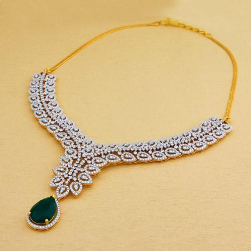 pendant products diamomd grande style white diamond in gold necklace vintage sea wave yellow heart diamonds collections