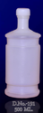 White Round Hdpe High Neck Bottle, Capacity: 500ml, For Packaging Liquids