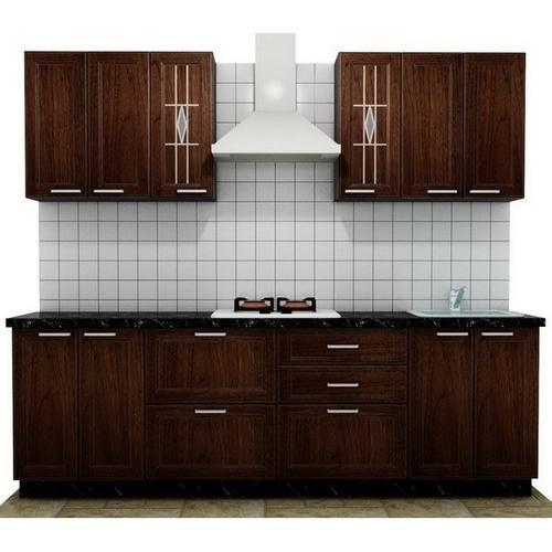 Wooden Modular Kitchen At Rs 1200 /square Feet