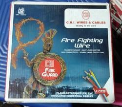 CRI Z Fire Insulated top class wire Wires, 440 volt