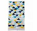 Monogrammed Beach Towel