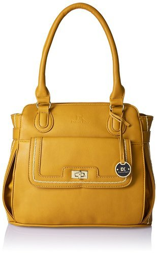 12e50c7bf3 Womens Yellow Ladies Handbag