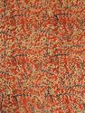 Block Printed Cotton Kalamkari Fabric