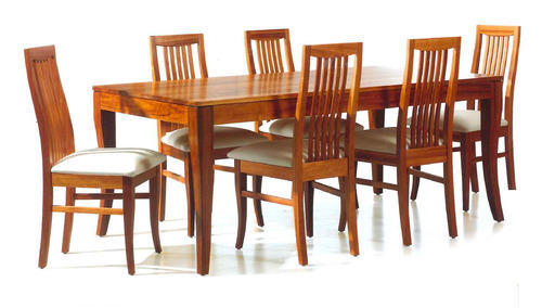 822bb819d Wooden Dining Table Set at Rs 15000  piece(s)