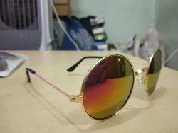 Imprted Gandhi Round Style Sunglasses, Size: medium