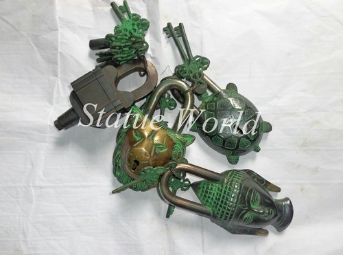 Brass Antique Lock
