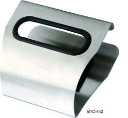 Silver Color Stainless Steel Mobile Stand