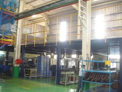 Mezzanine Floors & Structure