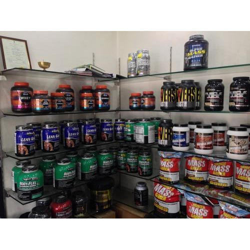 Supermarket Display Racks And Accessories Protean Wall