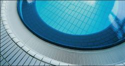 FRP Swimming Pool Overflow Grating