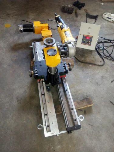 JSM606 Portable Keyway Milling Machine