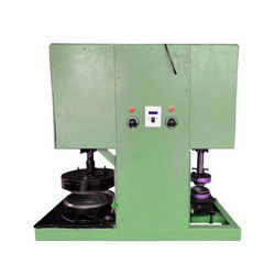 Semi Auto Double Die Dona Making Machine