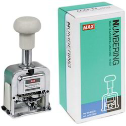 MAX N 607 Numbering Machine