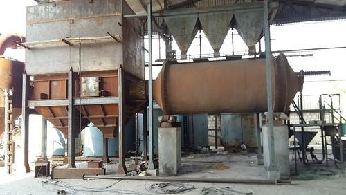 MS Lead Smelting Rotary Furnace