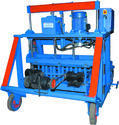Egg Laying Type Concrete Block Machine