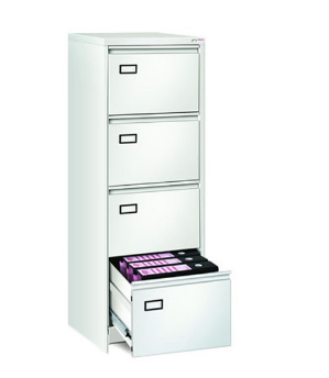 pretty nice 0f67a e21ed 4 Drawer Vertical Filing Cabinet