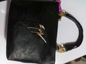 Ladies Leather Hand Bags, Pure Leather: No