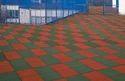 Tile Rubber Floorings