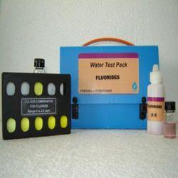 Fluorides Testing Kit