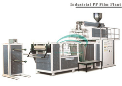 Industrial PP Film Plant