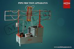 Pipe Friction Apparatus (Major Losses)