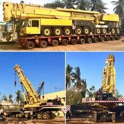 500 Ton Telescopic Crane Demag AC500 / Demag AC1600