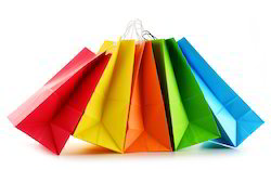 Tag Paper Shopping Bags