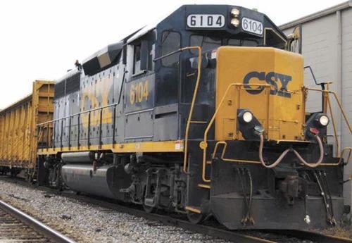 Train Logistics Services, Railway Logistics Services