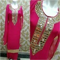 Georgette Fancy Suit